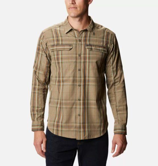 Columbia 1838911 Men's Silver Ridge™ 2.0 Plaid Long Sleeve Shirt XXL