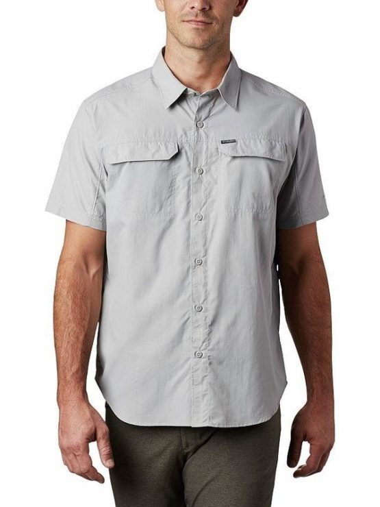 Columbia AO0647-039 Silver Ridge 2.0 Short Sleeve Mens Short Sleeve Shirt size M