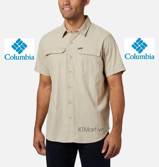 Columbia Men's Silver Ridge™ 2.0 Short Sleeve Shirt 1838881 Columbia AO0647 size 2XL, 3XL