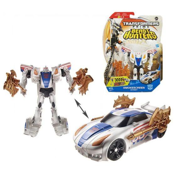 Đồ Chơi Robot Biến Hình Hasbro A6216 Transformer –  Beast Hunters Smokescreen (Box)