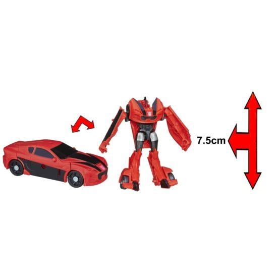 Đồ Chơi Hasbro Robot Transformers Age Of Extinction Mini – Decepticon Stinger (Box)