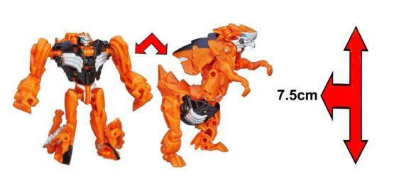 Đồ Chơi Hasbro Robot Transformers Age Of Extinction Mini – Khủng Long Grimlock (Box)