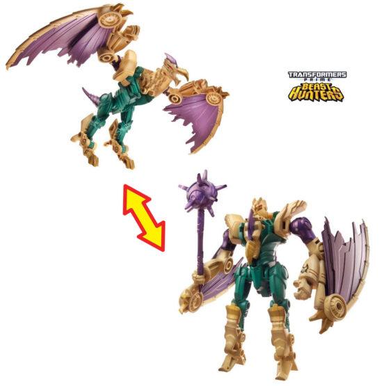 HASBRO Transformers Prime Beast Hunters – Windrazor Predacon (A6217)