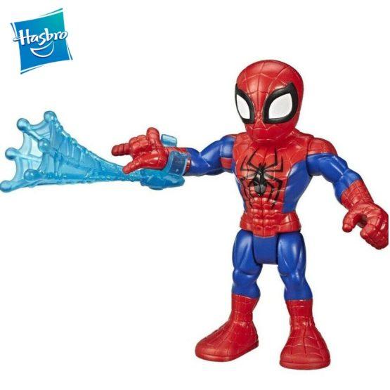 Hasbro E6260 Playskool Heroes Mega Mighties Avengers Mini Spiderman Multicolor