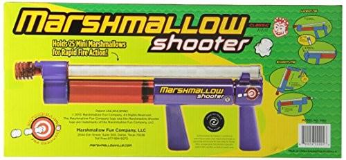 Súng bắn kẹo Marshmallow Fun Marshmallow Shooter – SHOOTS MARSHMALLOWS 10 METRES