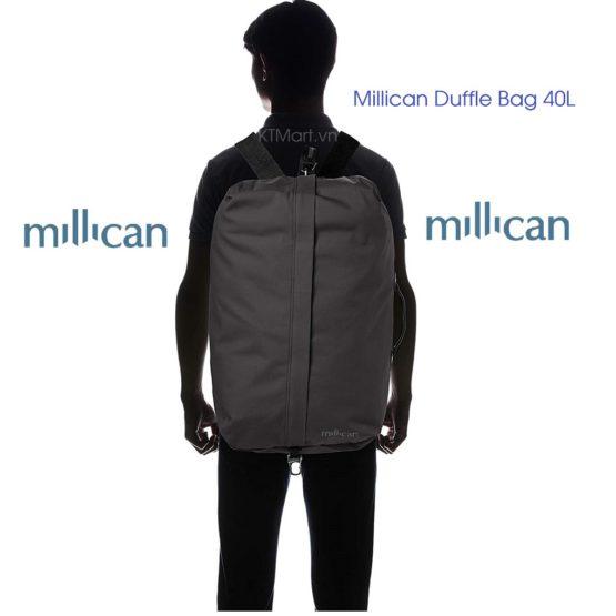 Balo Túi Trống Millican Miles The Duffle Bag 40L Millican