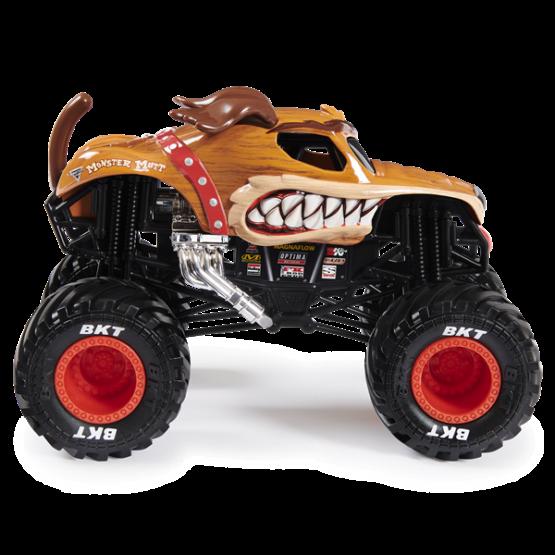 Xe Monster Jam Official Monster Mutt – Series 7 Monster truck 1:24 Die-Cast Vehicle