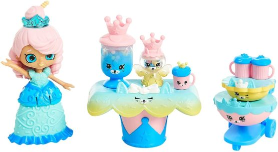 Shopkins Happy Places Royal Trends Sweet Kitty Candy Bar
