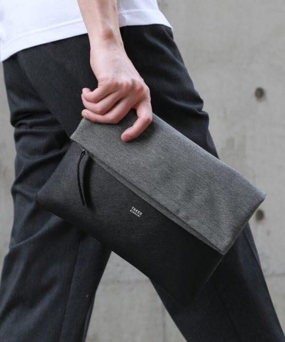 Túi xách tay Takeo Kikuchi 2WAY Shoulder Clutch Bag Takeo Kikuchi