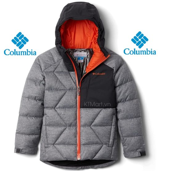 Columbia Boys' Winter Powder™ Quilted Jacket 1908031 Columbia size XS, M