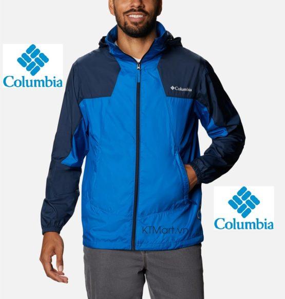 Áo gió Columbia Men's Point Park™ Windbreaker 1890072 Columbia size M