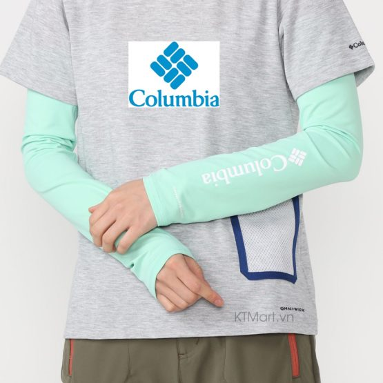 Ống tay chống nắng Columbia Unisex Freezer Zero Arm Sleeves CU0258 Columbia