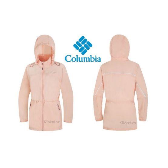 Áo gió Columbia Women's Functional Lightweight Wind Jacket WR0642 size M