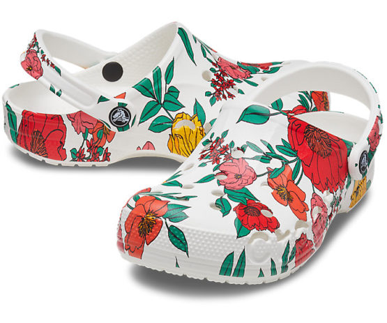 Crocs 206230 Baya Seasonal Printed Clog