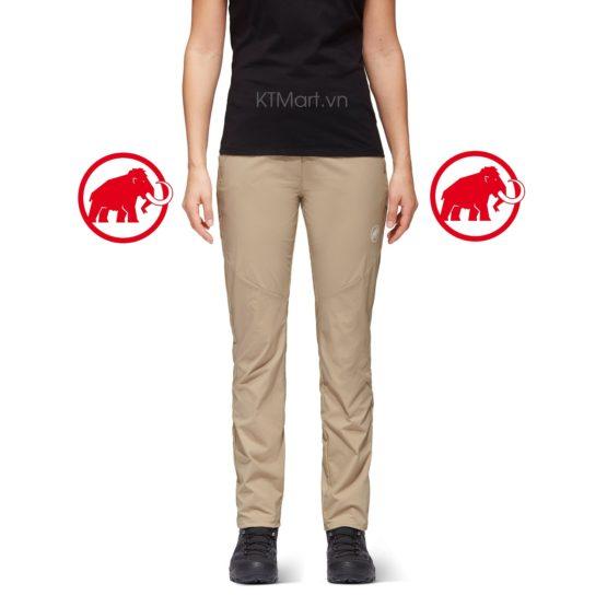 Quần leo núi Mammut Hiking Pants Women 1022-00430 Mammut size 8US