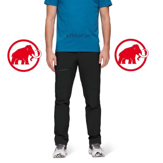 Mammut Ledge Pants Men 1022-01360 Mammut size 30