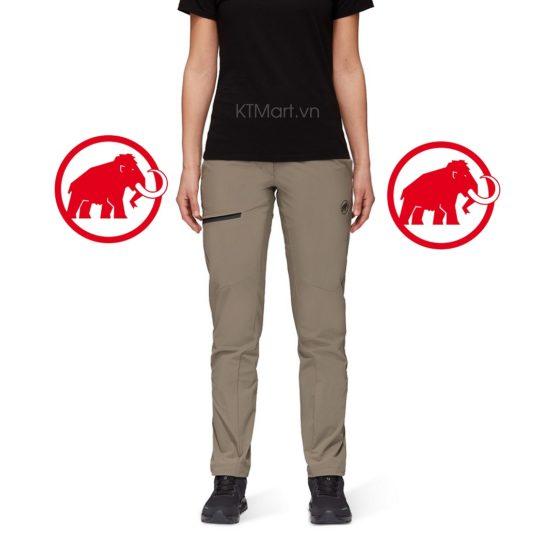 Quần leo núi Nữ Mammut Ledge Pants Women 1022-01380 Mammut size 8US