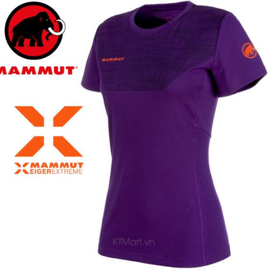 Mammut Moench Light T-Shirt Women 1017-00060 Mammut size S US