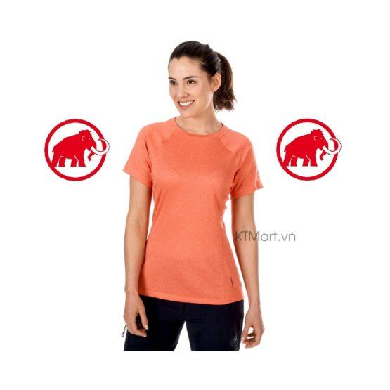Mammut Trovat Pro T-Shirt Women 1041-07820 Mammut size S