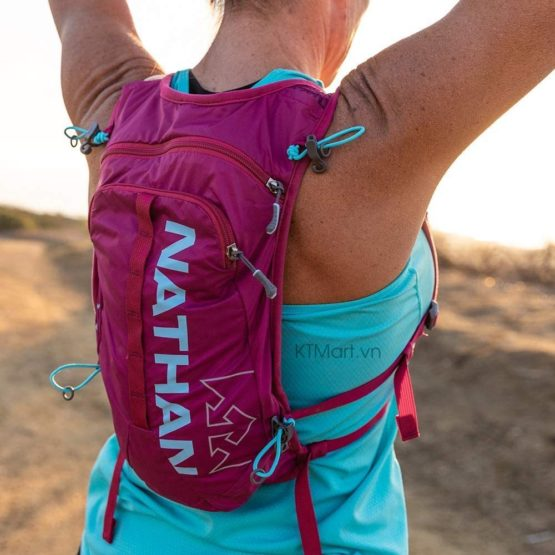Vest chạy bộ Nathan Sports TrailMix 7 Liter Unisex Race Pack