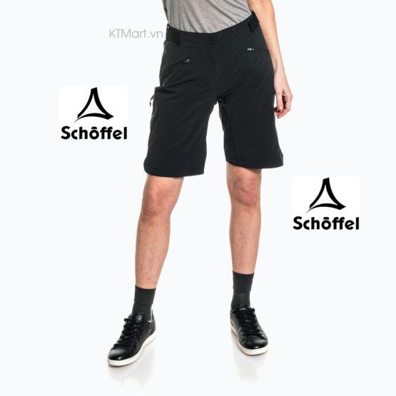 Quần đạp xe Schoffel Shorts Trans Canada L 50-12997 Schoffel size 38