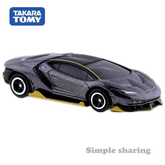 Tomica Lamborghini Centenario 1.65 No. 81 Sport Car Takara Tomy Diecast Metal