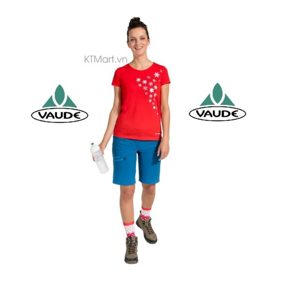 Áo thun Vaude Women's Skomer Print T-Shirt 41801 Vaude size M – 40