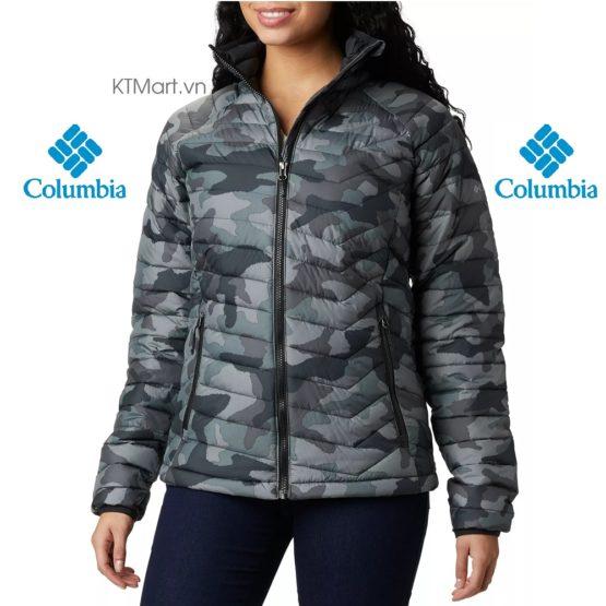 Áo khoác giữ nhiệt Columbia Women's Powder Lite™ Blocked Jacket 1959841 size S, M, L