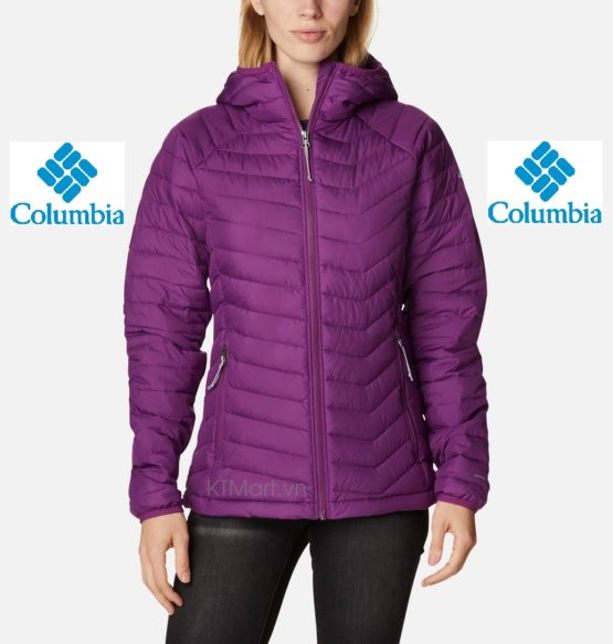Áo khoác Columbia Women's Powder Lite™ Hooded Jacket 1699071 Columbia size S