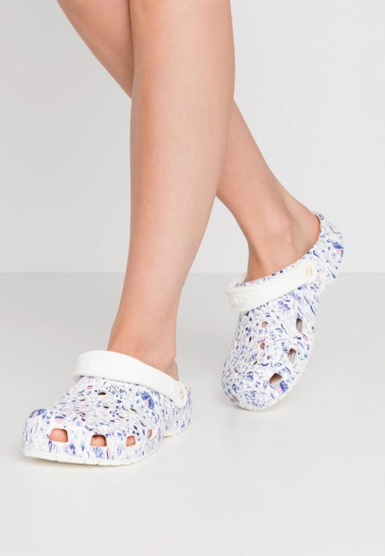 Crocs CLASSIC LIBERTY GRAPHIC – Slippers -White size M7