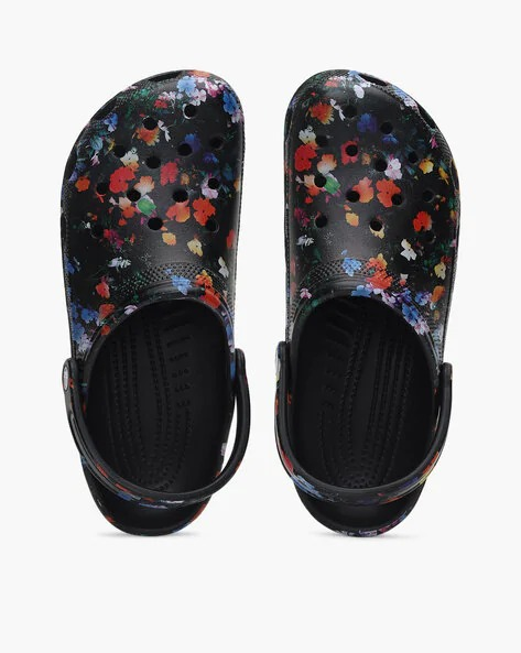 Crocs CLASSIC PRINTED FLORAL CLOG size M5