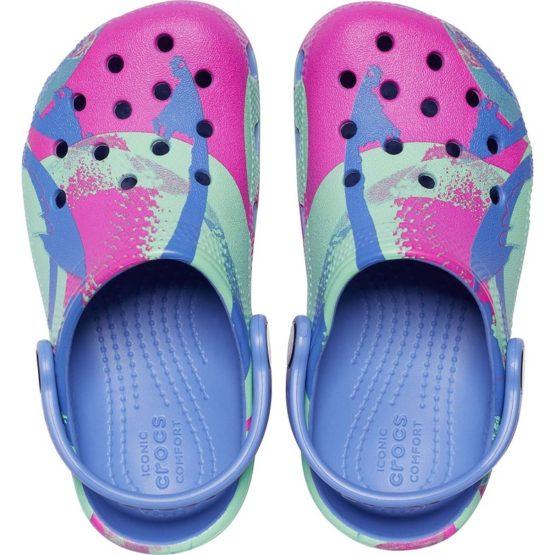 Crocs Classic Ombreblock Clog size J4