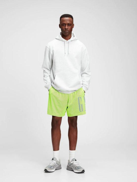 Quần Gap Logo Mesh Shorts 683364 Gap size L