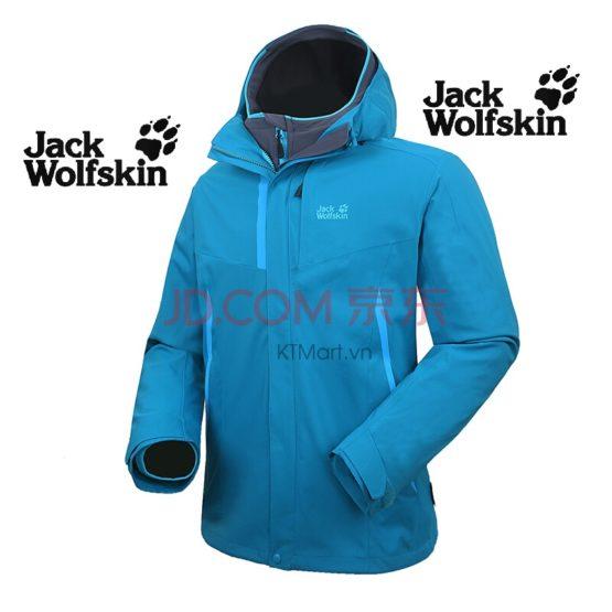 Jack Wolfskin 3in1 Softshell Jacket 5012471 size S, M US