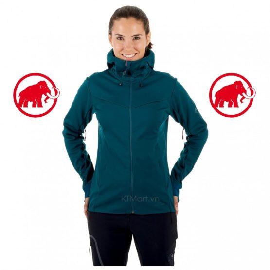 Mammut 1011-00072 Women's Ultimate V SO Hooded Jacket size XXS, XS, M US
