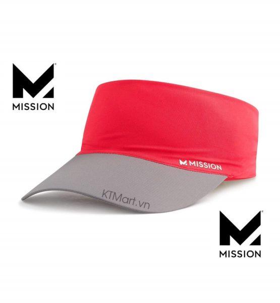 Mũ nửa đầu siêu làm Mát MissionCooling Visor Mission