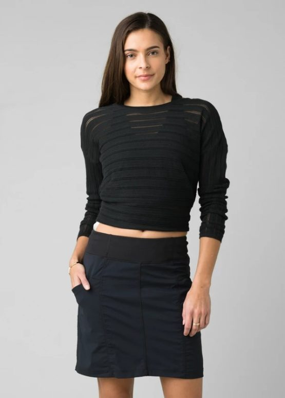 Prana Koen Skort W31202293 Black size S, M