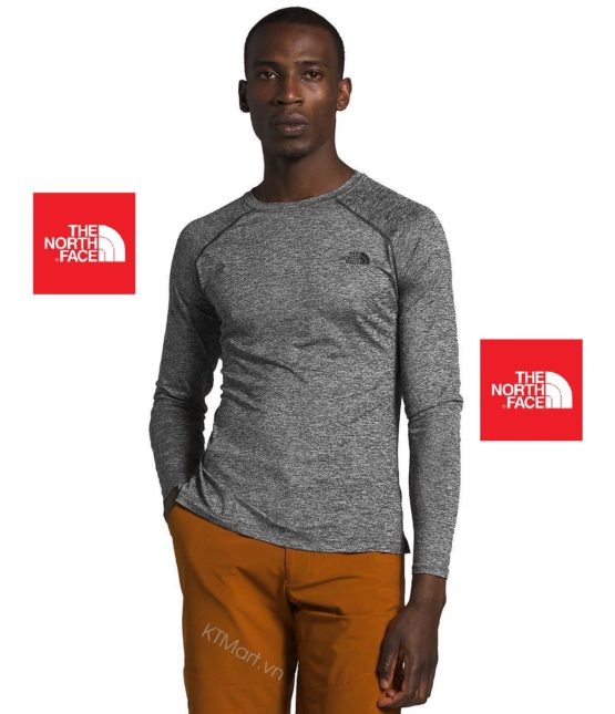 The North Face Men's HyperLayer FD Long Sleeve  NF0A48UF size S, M, L, XL