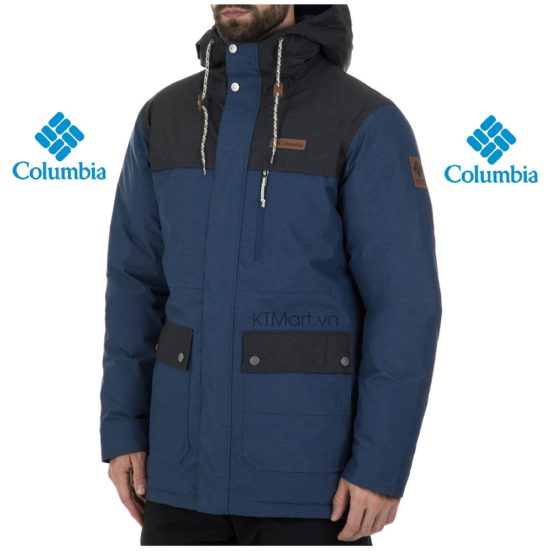 Columbia Men's Insulated Jacket Rustic Falls XM2791 Columbia size S