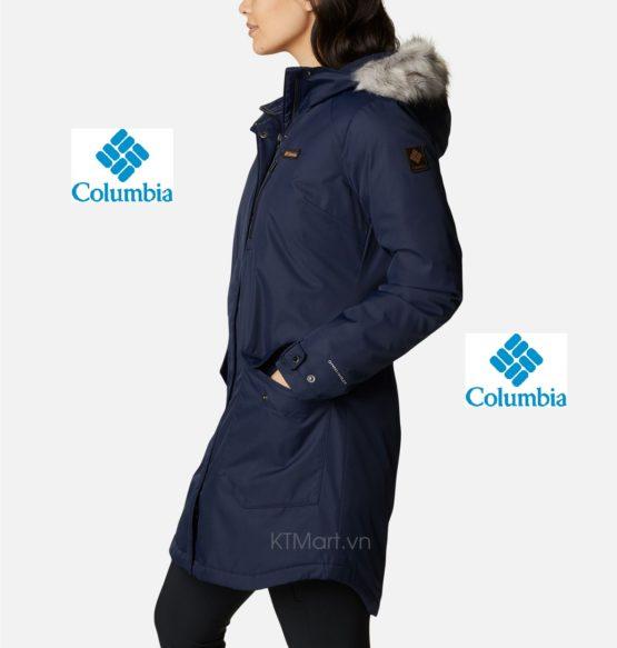 Columbia Women's Suttle Mountain™ Long Insulated Jacket 1799751 size XS