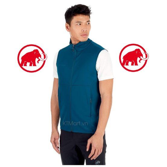 Mammut Ultimate V Softshell Vest Men 1011-00141 Mammut size M US