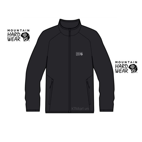 Mountain Hardwear Men's Polartec Power Stretch Full Zip 1993441 size S