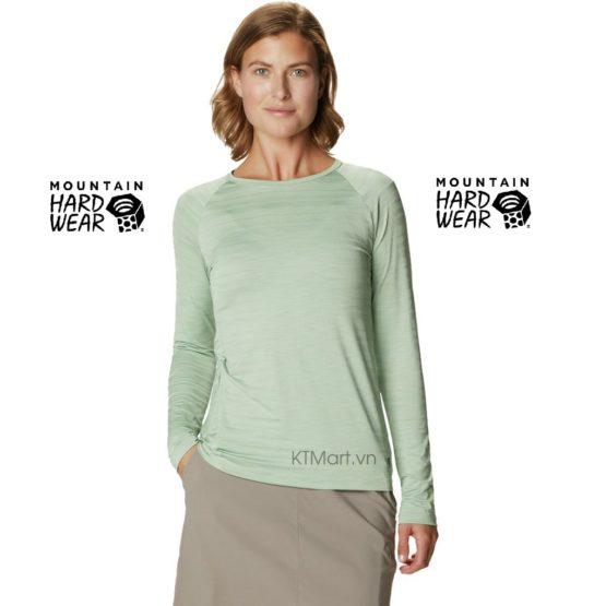 Mountain Hardwear Women's Mighty Stripe™ Long Sleeve T-Shirt 1847611 size M