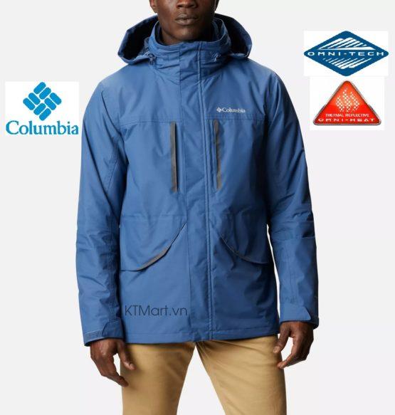 Columbia Men's Mecan Pass™ Interchange Jacket 1910972 Columbia WE1321 size S