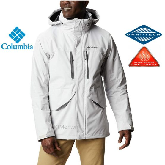 Columbia Men's Mecan Pass™ Interchange Jacket 1910972 Columbia WE1321 size S, M