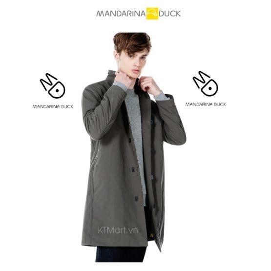 Mandarina Duck Packable Coat 18E91024 size 95, 100