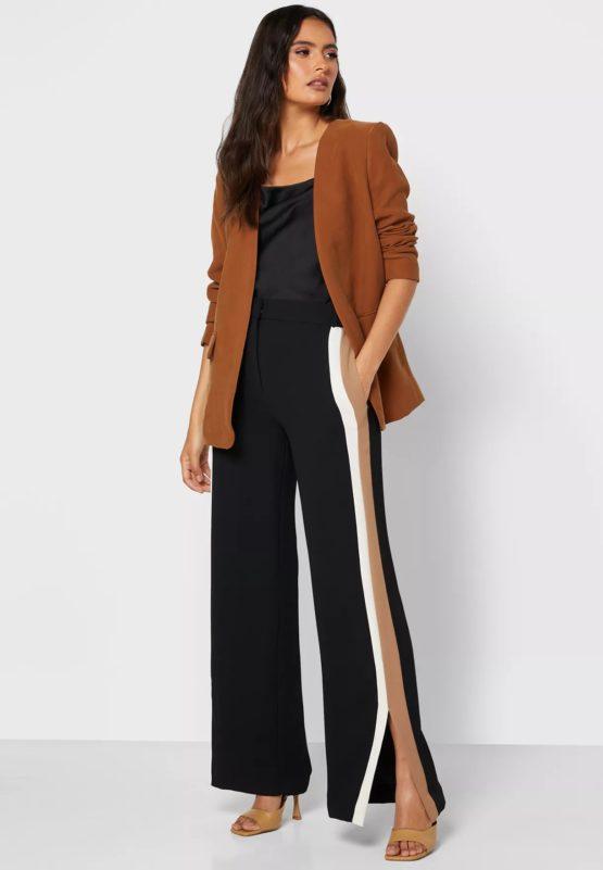 Mango Structured flowy suit jacket 77015920 size S