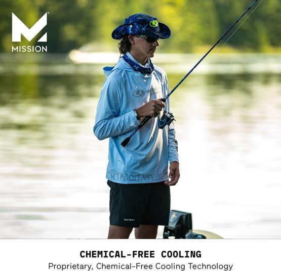 Mũ chống nắng Mossy Oak™ Cooling Bucket Hat by Mission