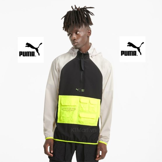 PUMA x FIRST MILE Utility Men's Training Jacket 520155 Puma size S