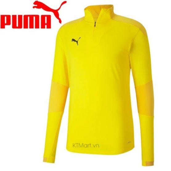 Áo thể thao PUMA Soccer Training Jacket Training 1/4 Zip Top PUMA 656968